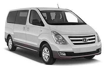 Minibus alquiler